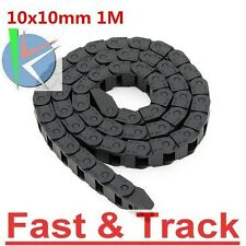 Catena passacavi 10x10mm Plastic Cable Drag Chain Wire Carrier cnc 3d printer