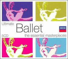 Ultimate Ballet [5 CD], New Music