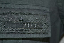 NEU! original PRADA Italy Couture Hemd shirt chemise 40 M neu 197€ asphalto NEW