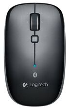 Logitech M557 Bluetooth Wireless Optical Mouse - Black for PC, Mac ✔NEW✔