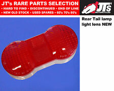 REAR TAIL LIGHT BACK BRAKE LAMP LENS SUZUKI GT550 GT250 RE5 Rotary AFTERMARKET