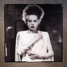 BRIDE OF FRANKENSTEIN Universal Pictures Monsters Halloween Ceramic Tile Coaster