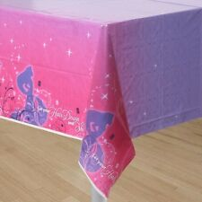 "Disney Tangled Birthday Party Plastic Tablecover 54""x96"""