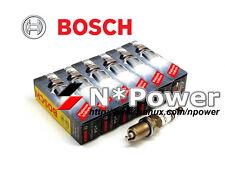 BOSCH IRIDIUM LPG SPARK PLUG SET FOR NISSAN PATROL GU Y61 08.04-ON 4.8L TB48DE