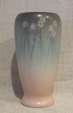"Rookwood 7 3/4"" Vellum Vase by Edward Hurley"