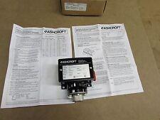 Ashcroft B424V XFS07 Pressure Switch