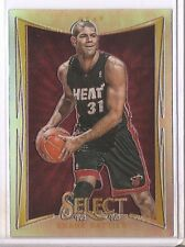 12-13 PANINI SELECT SHANE BATTIER REFRACTOR HEAT