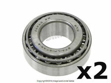 Mercedes w211 FRONT L/R OUTER Wheel Bearing Set of 2 FAG +1 YEAR WARRANTY