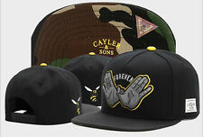 2017 Men CAYLER AND SONS Snapback Adjustable Baseball Cap Hip hop street Hat N1