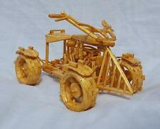 Off Road Quad Bike: Katrina's Match Craft Matchstick Model Craft Kit