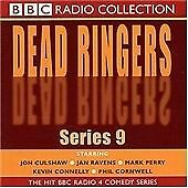 DEAD RINGERS SERIES 9 BBC AUDIO CD JOHN CULSHAW PHIL CORNWELL 2-DISC NEW/SEALED