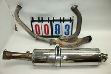 99-02 Suzuki SV650 Exhaust Pipe Muffler Delkevic Slip On - Warranty
