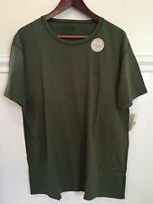 RRL Mens Cotton Limited Edition Made In USA Army Shirt XL NWT  Ralph Lauren polo