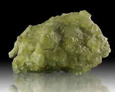 "7.5"" Sharp Gemmy Pastel Green DATOLITE Crystals to 1.3"" Charcas Mexico for sale"