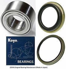 1995-2004 Toyota Tacoma 4WD Front Wheel Hub Bearing & Seals (OEM) KOYO