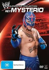 Superstar Collection: Rey Mysterio = NEW DVD R4