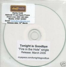 (642Q) Tonight is Goodbye, Fire In The Hole - DJ CD