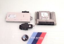 BMW E87 116i Engine DME ECU + CAS + KEY Set 7557809