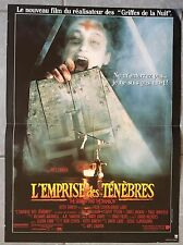 Affiche L'EMPRISE DES TENEBRES Serpent and the rainbow WES CRAVEN 40x60cm *