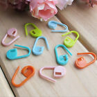 20/50/100X Knitting Craft Crochet Locking Stitch Needle Clip Markers Holder