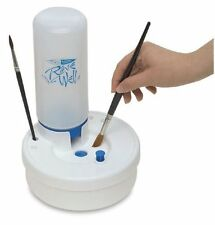 Masterson Fresh Water Rinse Well Automatic Refill Artist Paint Brush Cleaner