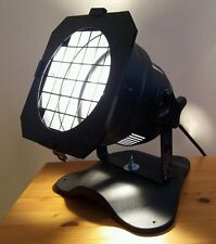Classic vintage industriel style floor spot light lamp theatre photographie