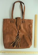 Women's BIG BUDDHA Carmel Brown  Hand Bag Purse Shoulder Tote