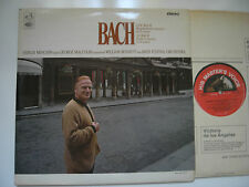 ASD 2267 ED1 MENUHIN BACH THICK MINT VINYL  2YEA4-1172-1/1171-1  STAMPERS