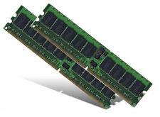 2x 1GB 2GB RAM Speicher Fujitsu Siemens D2156-A DDR2 Samsung 533 Mhz