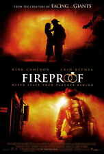 FIREPROOF Movie POSTER PRINT B 27x40 Kirk Cameron Erin Bethea Ken Bevel