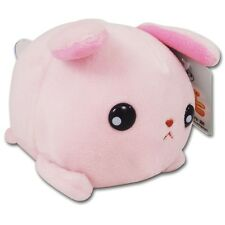 Pink Bunny Rabbit Soft Stuffed Animals Plush With Suction Cup NWT