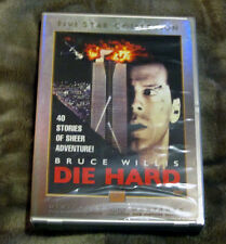 Die Hard (DVD, 2001, 2-Disc Set, Five Star Collection) - PREOWNED