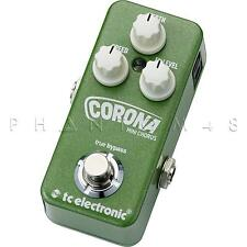 TC Electronic Corona Mini Chorus Modulation Guitar Effects Pedal