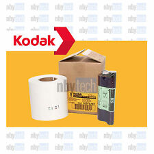 Kodak Photo Print Kit 8800/8810S Thermal Paper & Ribbon 8x10 Glossy (1099787)