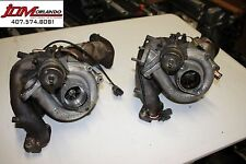 NISSAN SKYLINE R32 GTR OEM GARRETT TWIN TURBO PAIR JDM RB26DETT