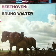 TAS LP - BRUNO WALTER / Beethoven Symphony No.6 / Columbia 6-EYE MS 6012 4DC/4BJ