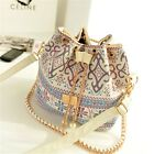 Vintage Women Bag Handbag Shoulder Tote Satchel Messenger Purse Cross Body HOT