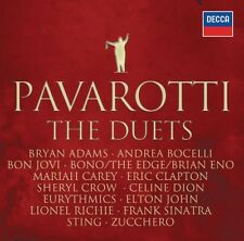 Luciano Pavarotti - Duets [New CD]