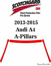 3M Scotchgard Paint Protection Film Pro Series Clear Bra 2013 2014 2015 Audi A4