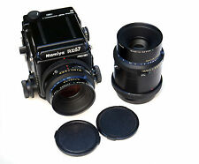 Mamiya RZ67 PROIID outfit with 110mm and 180mm lenses (RZ 67)