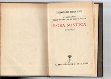 virgilio brocchi - rosa mistica -  junsext