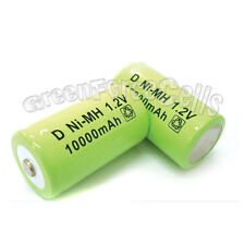 5 D size 10000mAh 1.2V Ni-MH rechargeable battery LR20