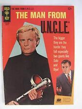 Man from U.N.C.L.E. #11 (Mar 1967, Gold Key / Western) [FN 6.0] Man from UNCLE