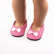hot sell fashion shoes for 18inch American girl doll party b689