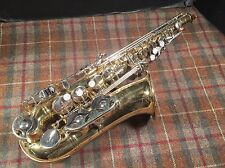 Selmer AS300 Alto Sax Saxophone Student Parts Or Repair