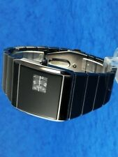 60s 70s unusual futuristic space age rare old style modern disc disk watch 92