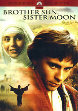 BROTHER SUN, SISTER MOON (DVD, 2004) - NEW RARE DVD