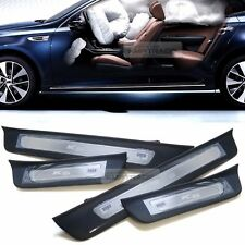OEM Parts Chrome Door Sill Scuff Step Trim Molding For KIA 2016 Optima K5 MX LX