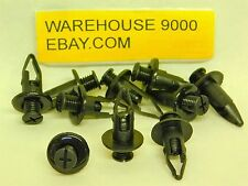 10 Push Type Retainers Auveco #17143 Honda Accord: 91502-SM4-0000 From 1990 On