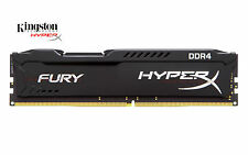 16 GB Kingston 16G DDR4 2400 HyperX Fury Desktop Memory HX424C15FB/16 Game